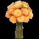 12 Rosas amarillas (Sin Jarrón)