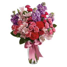 Bouquet variado primaveral