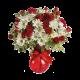 Bouquet Roji Blanco